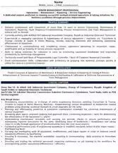 Functional Resume Format
